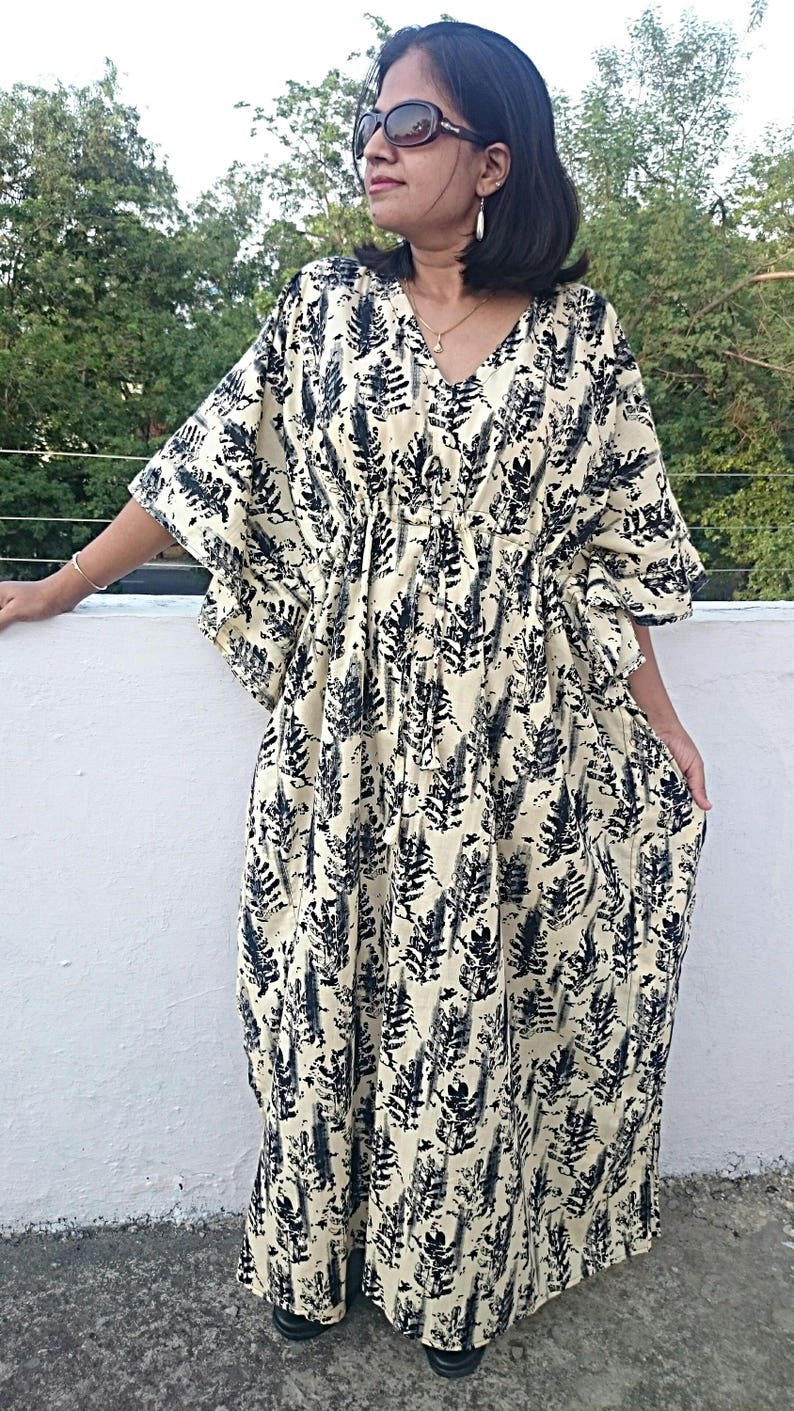 8ed98dddb4e Plus size clothing plus caftan plus cotton kaftanplus