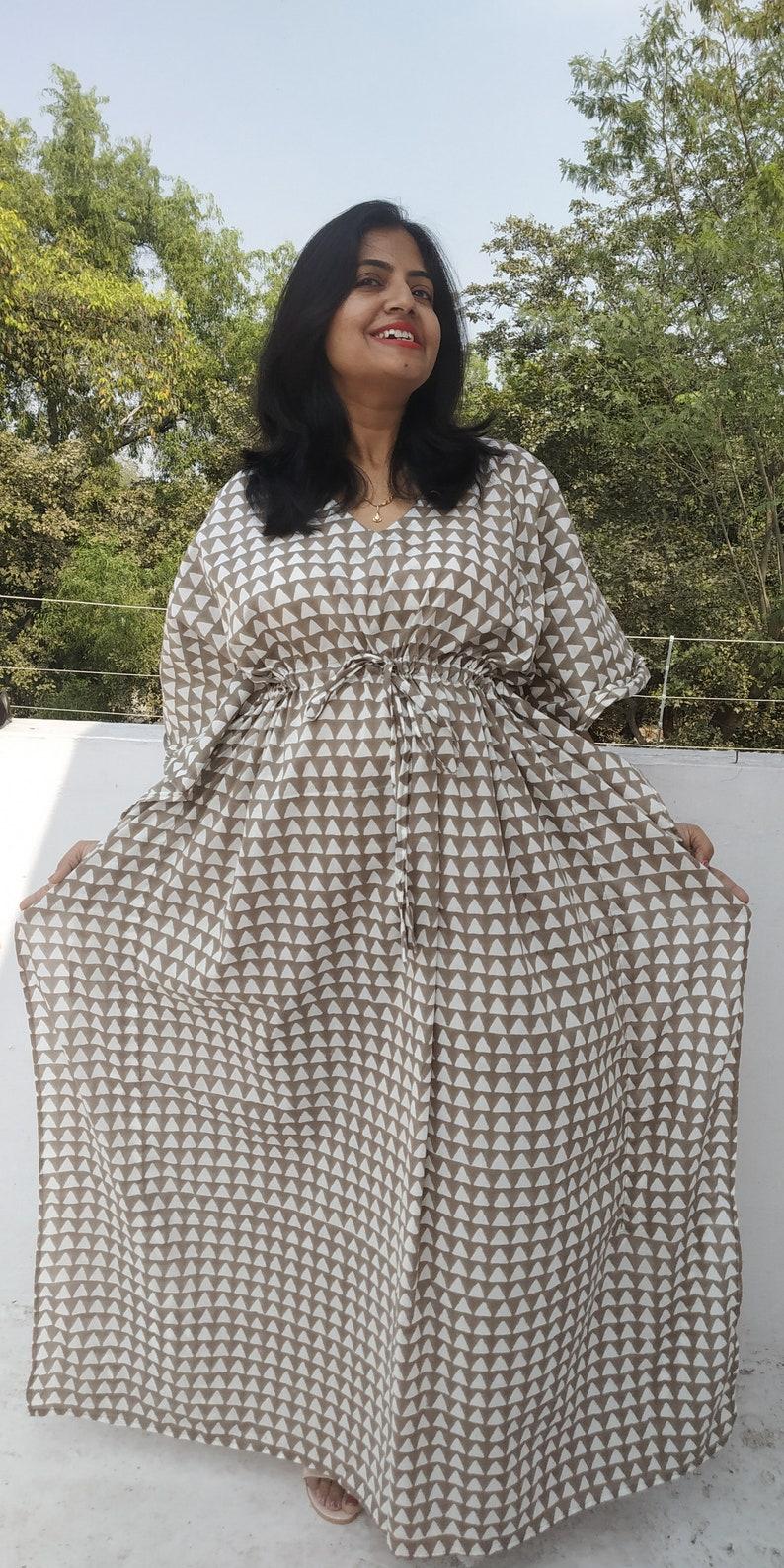 9d4a313d52760 Olive kaftan Cotton Caftan Kaftan Maxi Dress Plus size | Etsy