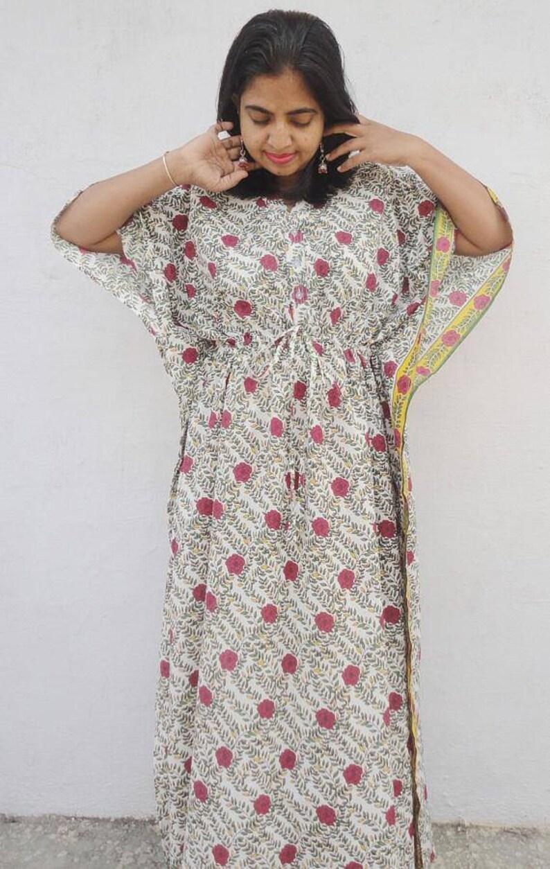 d0b00f65619b6 Floral Long Maternity Hospital Gown Breastfeeding Dress | Etsy