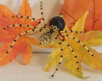 HALLOWEEN SPIDERS - The Golden Spider