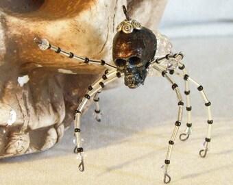 Creepy Crawley Skeleton Spider