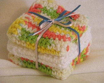 Baby/Toddler/Child/Teenager Washcloths/Facecloths