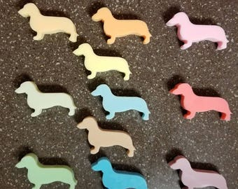 Scented Dachshund Soap - 3 Pack