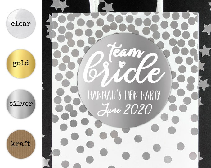 Bridal shower favors, Bridal shower gift, Custom stickers for party favors for adults, Personalised labels, Personalized sticker labels