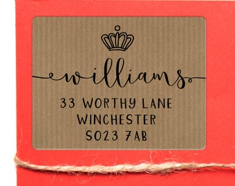 Return address labels, Return address stickers labels, Personalised gift, Address stickers,Wedding gift for couple, House Warming Gift