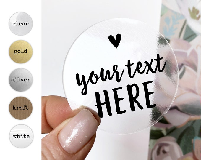 Custom stickers decal name sticker labels sheet, Round packaging stickers labels, Custom text stickers, Your text here stickers