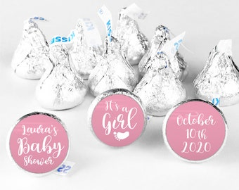Hershey Kiss Stickers