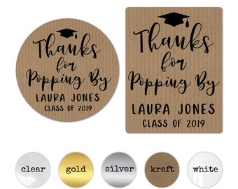Graduation Stickers