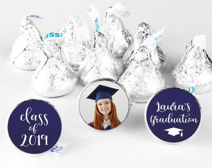 Graduation hershey kiss sticker hershey kiss labels, Custom stickers for hershey kisses, Chocolate thank you stickers, Candy stickers
