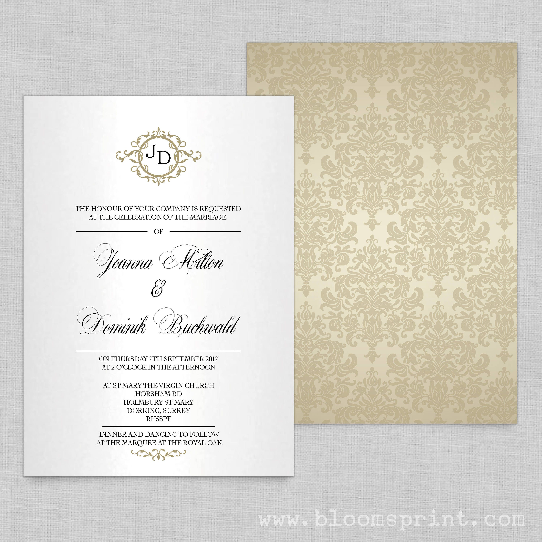 wedding invitations online templates - Ideal.vistalist.co