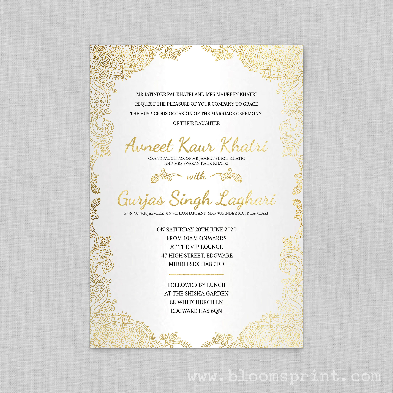 Indian wedding cards, Hindu wedding program, Red wedding invitations ...