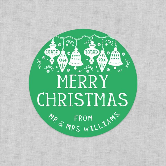 Christmas stickers for presents, Xmas stickers, Christmas angel stickers, Christmas gift stickers, Stickers for christmas