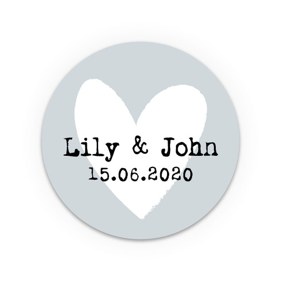 Custom stickers for party favors, Thank you personalised, Wedding stickers for favours, Wedding stickers and labels