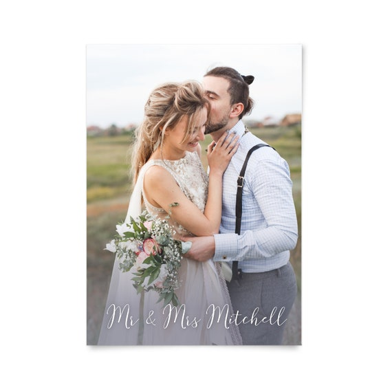 Personalized thank you cards, Printable thank you card wedding, Modern thank you card, Rustic wedding thank you cards, Thank you card pack