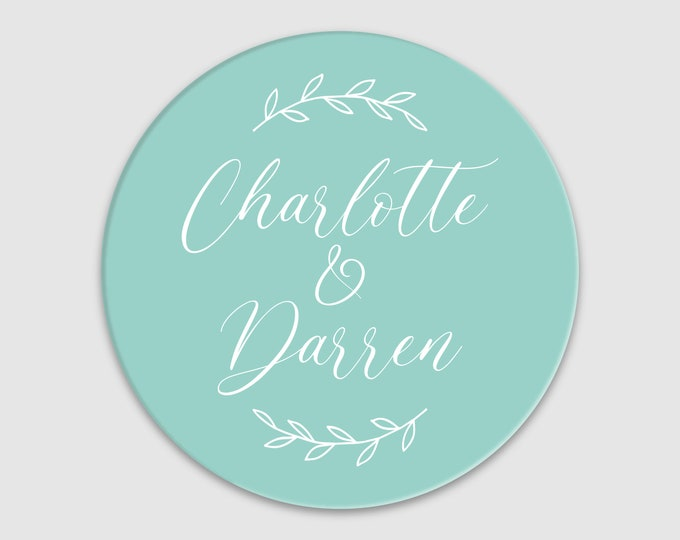Wedding stickers for envelopes seals for invitations, Envelope seals wedding seal, Wedding favor labels, Round labels stickers