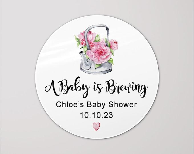 Twinkle twinkle little star baby shower stickers, Twinkle twinkle little star baby shower labels, Baby shower favors stickers