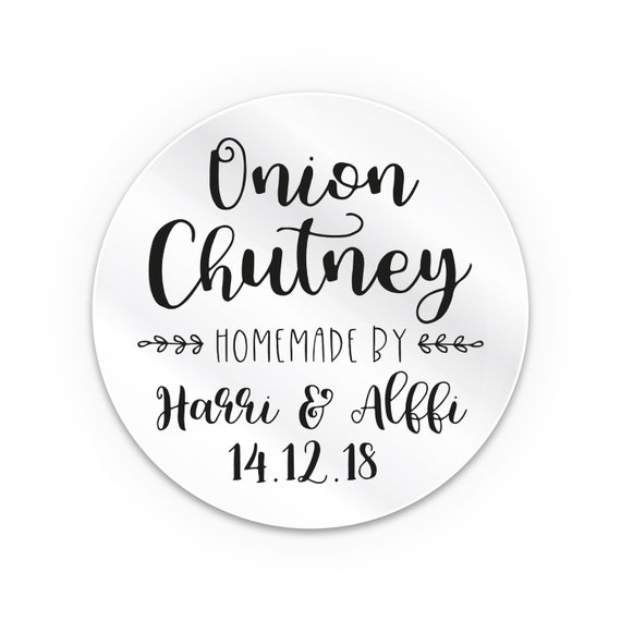 Personalised gift, Honey jar wedding favors stickers, Wedding Favour Stickers, Custom stickers for party favors, Bridal shower favors