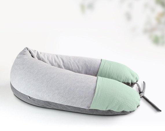 Soft Mint Breastfeeding Cushion