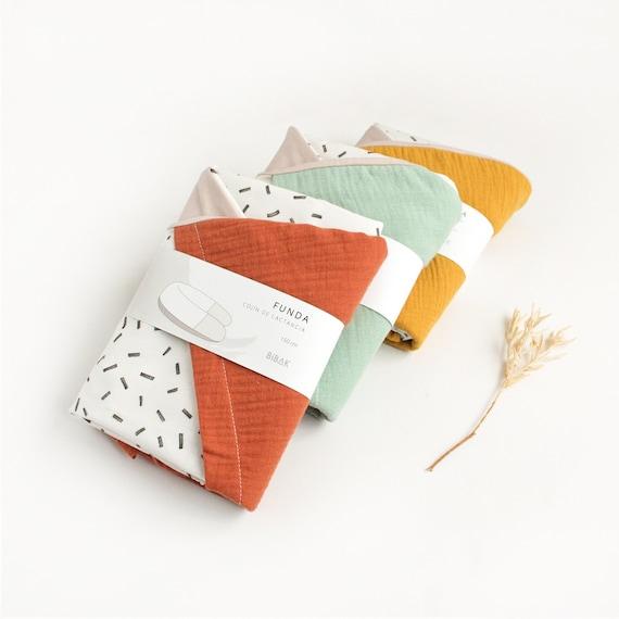 Raw lactation cushion cover
