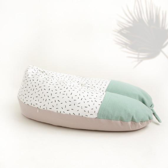 Raw Mint Lactation Cushion