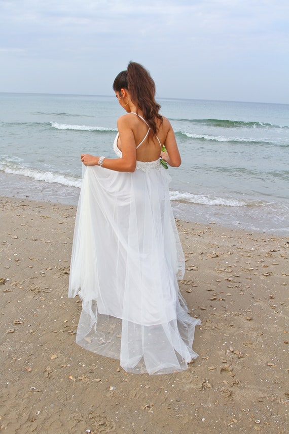 Dress Bridal Gown Wedding Boho Beach Dress Wedding Bohemian Wedding Dress Dress Dress Backless Wedding Dress Wedding Long Wedding nBBp6Sx