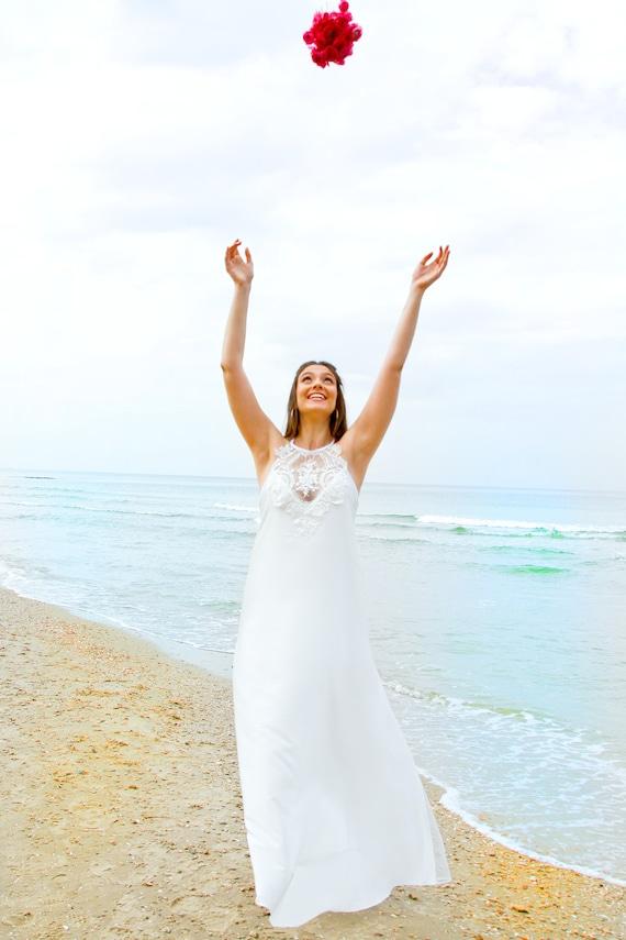 Dress Boho Wedding Dress Boho Wedding Beach Wedding Backless Dress Bohemian Wedding Wedding Rustic Dress Bridal Wedding Dress Dress xffwTFAOq