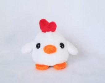 Rooster Plushie