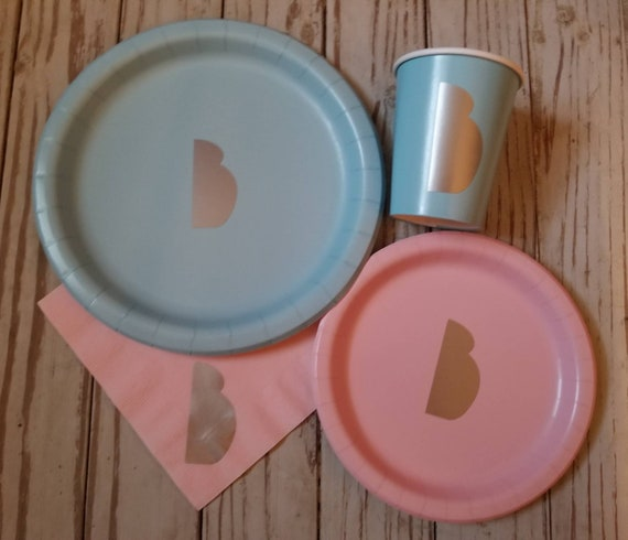 She's About To Pop baby shower, Ready to pop baby shower, plates, cups and napkins, baby shower cups, plates, napkins,  baby sprinkle, boy