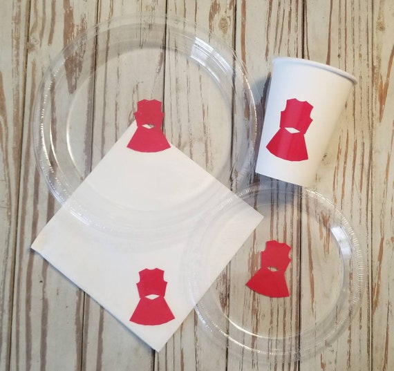 Cheer plates, cups and napkins, cheerleading party, cheer birthday, cheer banquet, cheerleading birthday, cheer squad, cheerleader cups