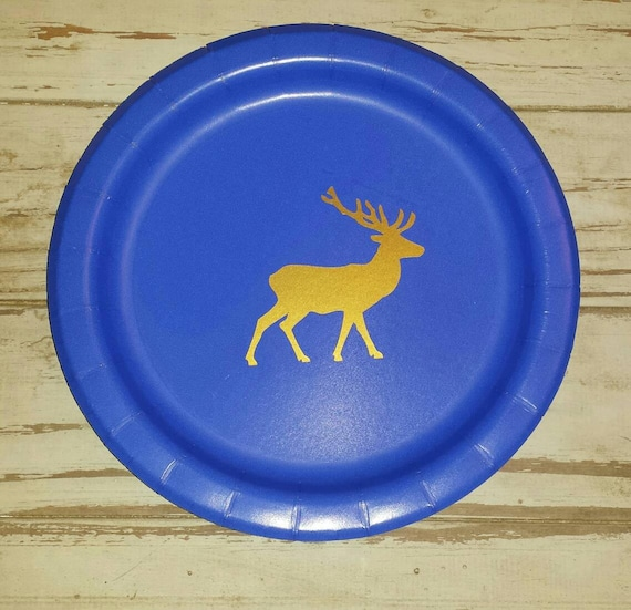 Woodland, hunting party or baby shower plates, cups and napkins, lumberjack birthday, moose plates, cups and napkins, moose plates, cups