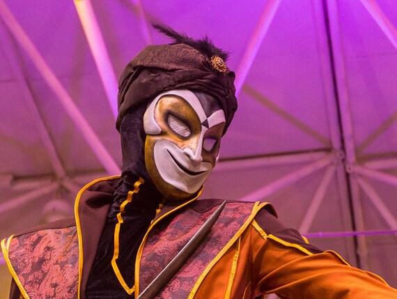 Assassins Creed osmanischen Jester Maske Cosplay Requisiten und souvenirs