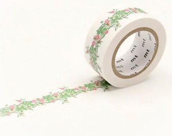 William Morris 11 yard 50mm Wide mt for pack No Discount Japanese Washi Masking Tape Fruits