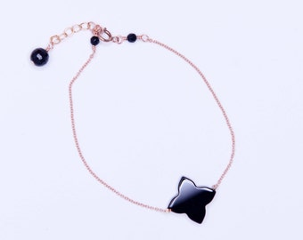 ACE of clubs Bracelet