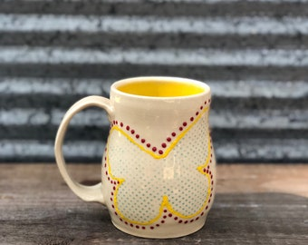 Butterfly mug handmade mug handthrown wheelthrown mug handmade coffee mug tea mug handmade coffee mug ceramic coffee mug pottery gift
