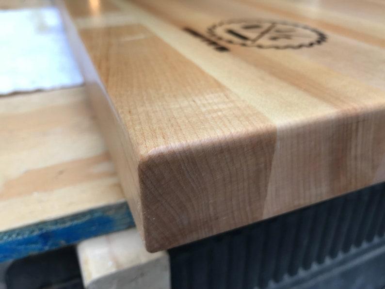 Handmade toolbox top