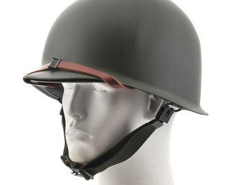 U.S. Helmet Steel Pot with Liner