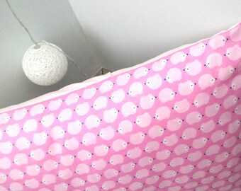 Girl room decor pillow cover