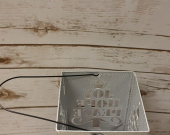Metal Candle Holder Handle