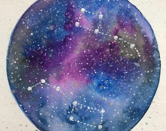 Big Dipper/Little Dipper Wall Art