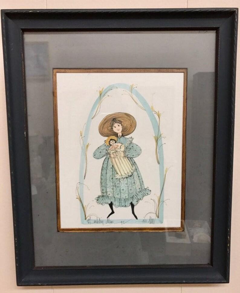 da02a6da06baa P Buckley Moss Art Print,