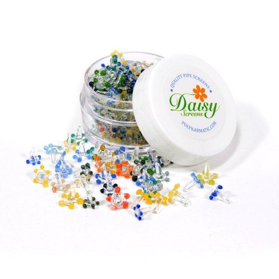 Daisy Filtering Beads ~ 100 Screens
