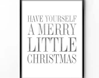 wall art printable, art print, wall decor, home decor, printable art, instant download, holiday, christmas, typography, quotes