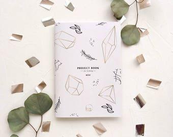 Knitting planner, Notebook,  Gift for knitters, Knitting journal, Yarn Notebook, for Knitting Life planner, For Knitters Planner