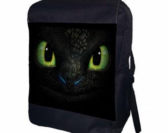 Personalised Dragon Backpack