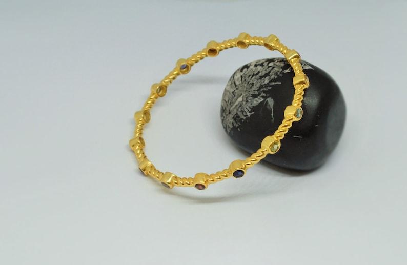 gift for her birthstone bracelet bracelets for women gemstone bracelet citrine gold bracelet Amethyst topaz Mothers day gift