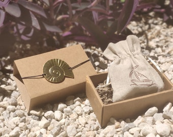 Sands of Time Gift Box - Set of 2 Mini Boxes with 2 Jars each - Greek Vacations Memorabilia - Greek Islands Souvenir - Aegean Islands Gift