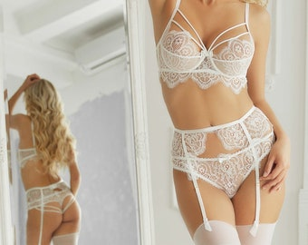a35637f00b7 Bridal lingerie set