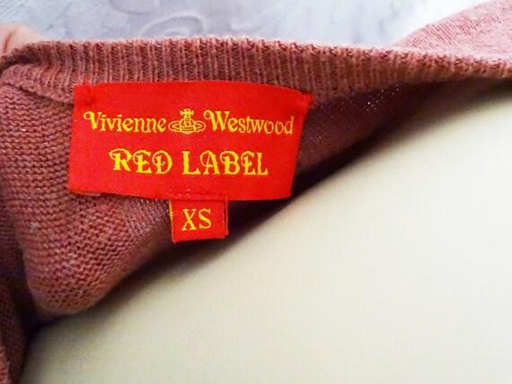 Rare Designer Vivienne Westwood Red Label Vintage… - image 2