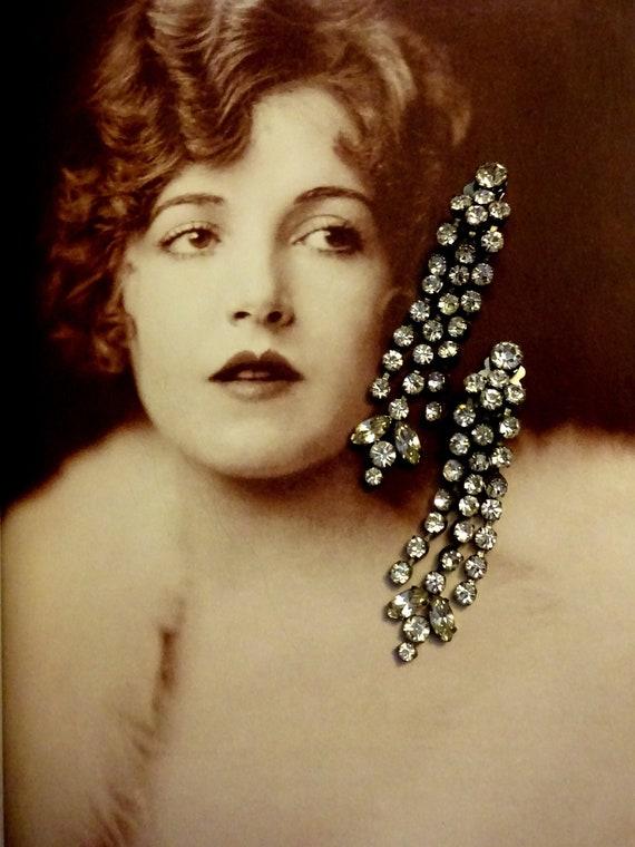 Stunning Antique Art Deco 1920s 1930s Belle Epoque