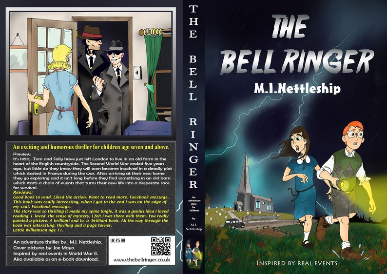 The Bell Ringer is an exciting children's adventure image 0